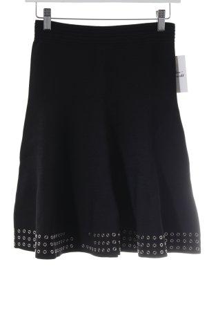 Sandro Circle Skirt black casual look