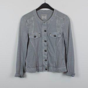 Sandwich Veste chemise gris clair coton