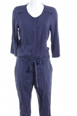 Sandwich Jumpsuit dunkelblau Casual-Look