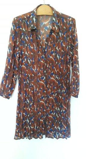 Sandwich Kleid Muster Gr. 40