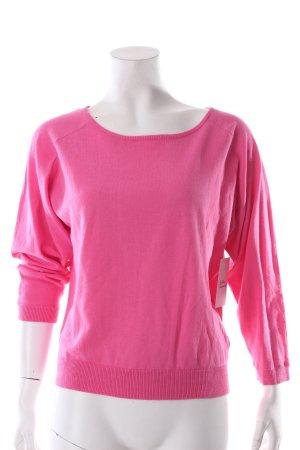 Sandwich Pullover pink