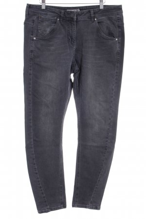 "Sandwich Stretch Jeans ""Verona"" anthrazit"