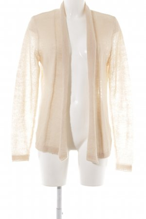 Sandwich Strick Cardigan nude Webmuster Casual-Look