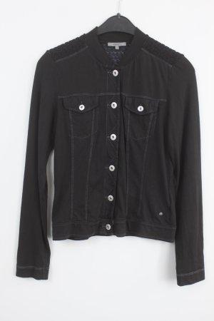 Sandwich Veste chemise noir coton