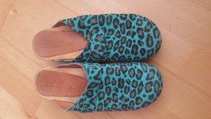 Sanita Clogs Gr. 36 leopard