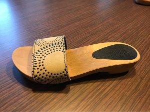Sanita Clog Sandals light brown