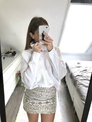 Sanne Alexandra by NAKD Pullover Oversize Longsleeve Sweatshirt