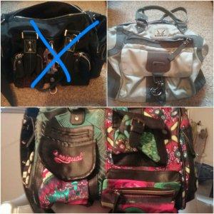 Sansibar Handtasche und Desugial Handtasche