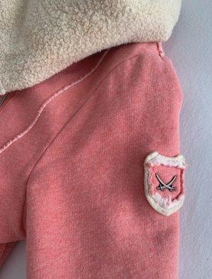 Sansibar Shirt Jacket pink