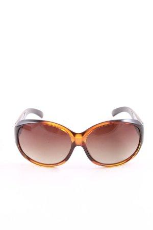 Sansibar Round Sunglasses color gradient casual look