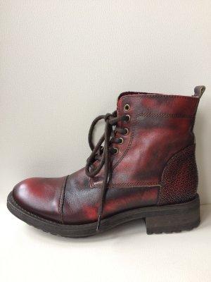 Sansibar Chelsea Boots bordeaux