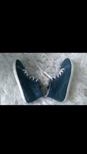 Sansibar Schuhe sneaker blau