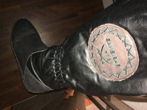 Sansibar Stiefel Leder *schön*