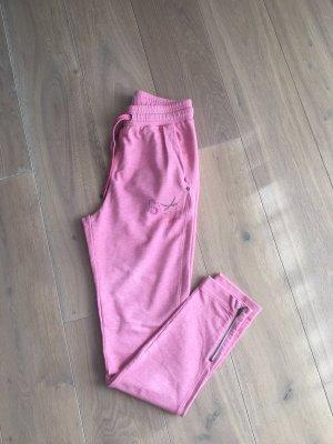 Sansibar Pantalon de jogging rose