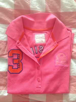 Sansibar Sylt Polo in pink