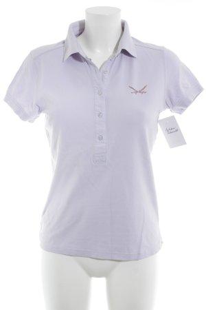 Sansibar sylt Polo Shirt mauve casual look