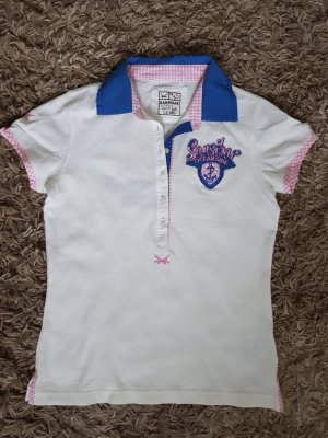 Sansibar sylt Camiseta tipo polo blanco
