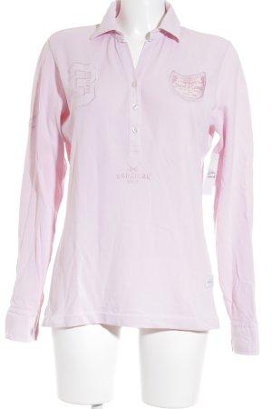 Sansibar sylt Polo-Shirt hellrosa Casual-Look