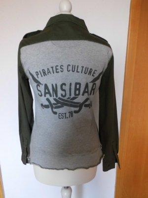 Sansibar Sylt Shirt(Blusenjacke) Gr. S, letzte Reduzierung!
