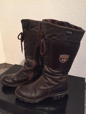 Sansibar Sylt Stiefel Winter Outdoor Braun 37