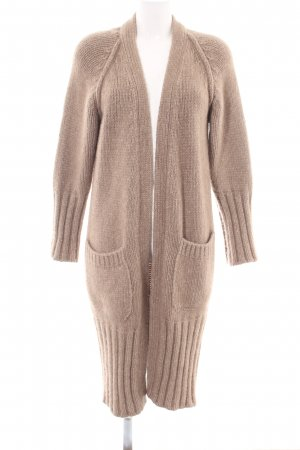 Sansibar sylt Knitted Coat brown casual look