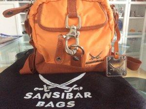 Sansibar Tasche in orange
