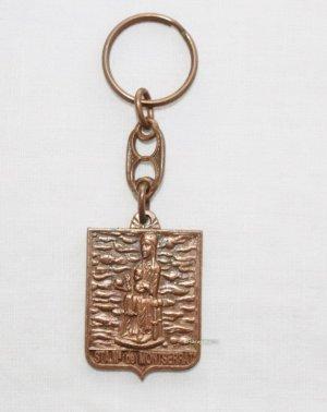 Santa Maria de Montserrat Schlüsselanhänger Keyring