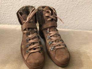 Santoni Boots Stiefeletten Schuhe 41