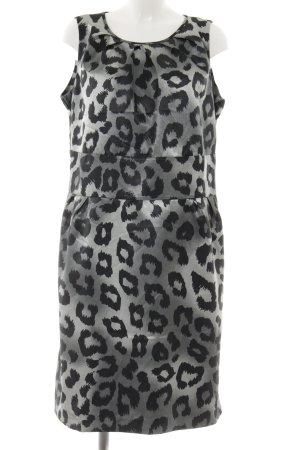 Sarah Kern Etuikleid schwarz-graublau Farbverlauf Elegant