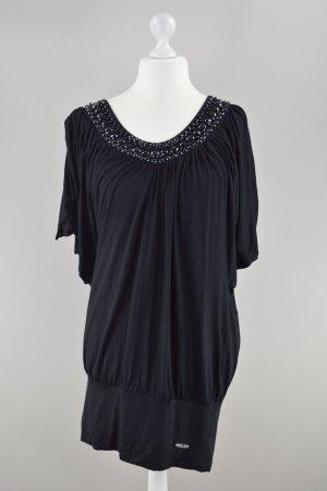 Sarah Kern Kleid mit Fledermausärmel neu mit Etikett schwarz Größe 42
