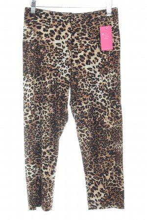 Sarah Kern Leggings Animalmuster Casual-Look