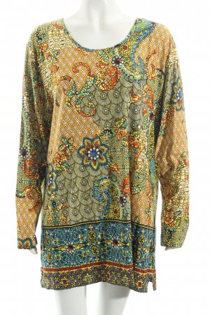 Sarah Kern Longshirt florales Muster Gypsy-Look