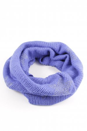 Sarah Kern Tube Scarf lilac casual look