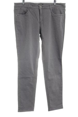Sarah Kern Skinny Jeans grau Casual-Look
