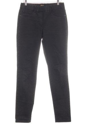 Sarah Kern Skinny Jeans schwarz schlichter Stil
