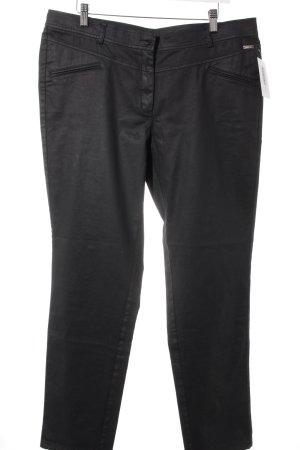 Sarah Kern Slim Jeans schwarz Casual-Look