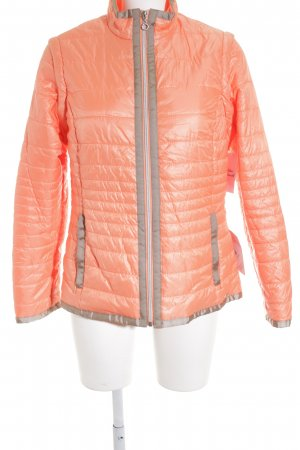 Sarah Kern Steppjacke apricot-sandbraun Casual-Look