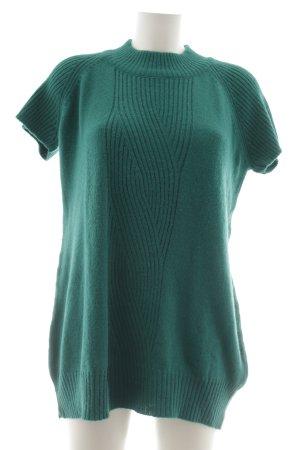 Sarah Kern Strickshirt waldgrün Casual-Look