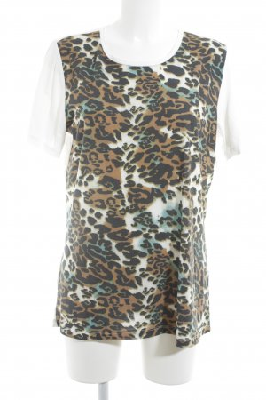 Sarah Kern T-Shirt Animalmuster Animal-Look