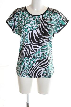 Sarah Kern T-Shirt Allover-Druck