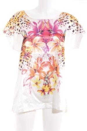 Sarah Kern T-Shirt florales Muster Casual-Look