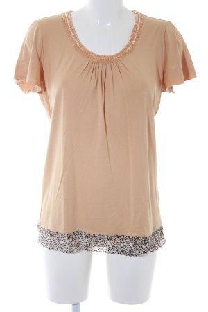 Sarah Kern T-Shirt sandbraun Casual-Look