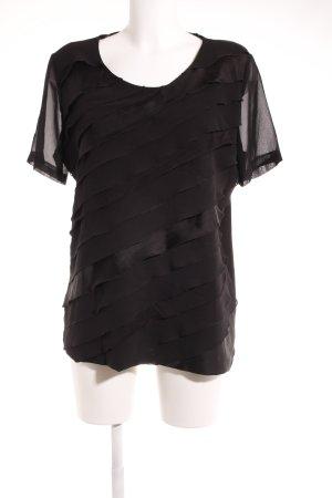 Sarah Kern T-Shirt schwarz Casual-Look