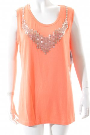 Sarah Kern Top orange-lachs Casual-Look