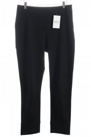 Sarah Pacini Leggings schwarz klassischer Stil