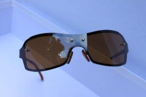 Retro Glasses brown-black