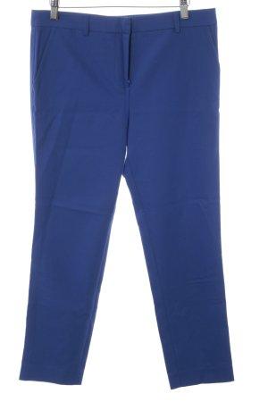 Sarar Stoffhose blau Casual-Look