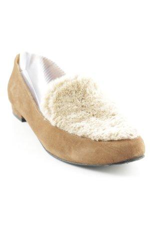 Sarenza Moccasins ocher-oatmeal extravagant style