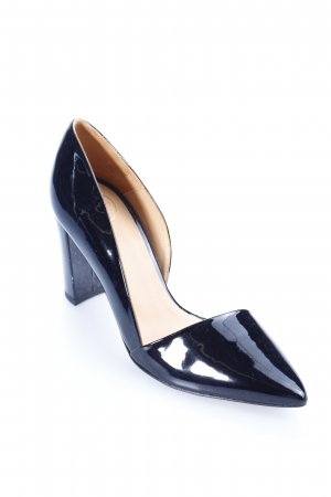 Sarenza Spitz-Pumps schwarz Business-Look