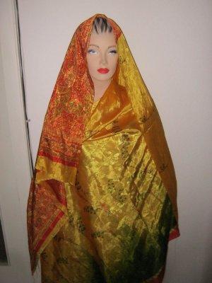 Sari,aus reiner Seide , 4,5m Tuch